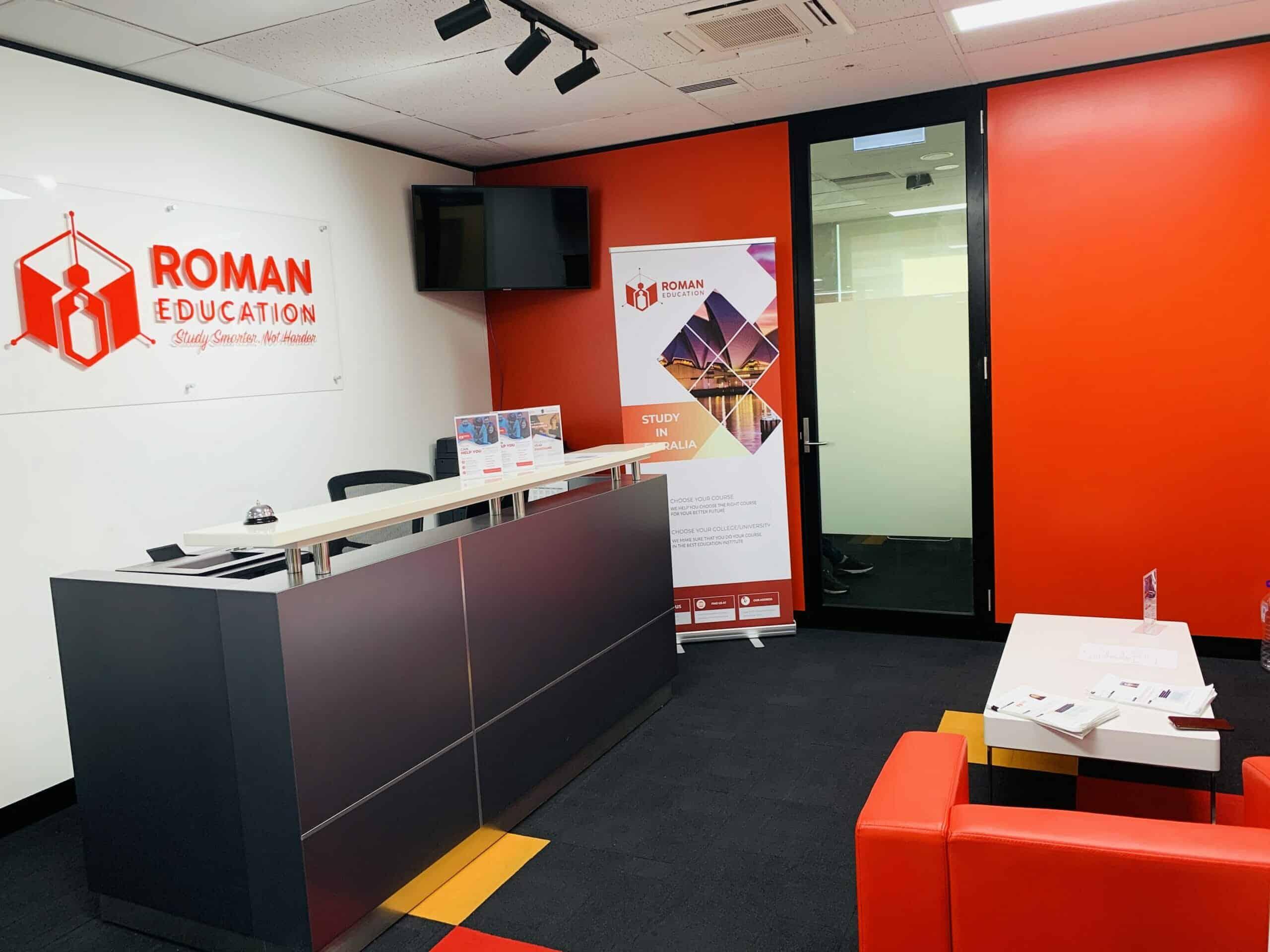 Roman Education Office