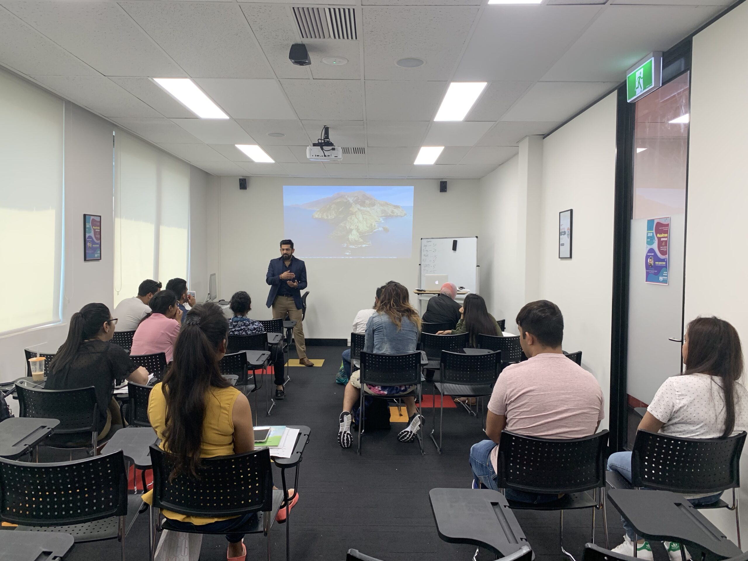 running pte classes in melbourne