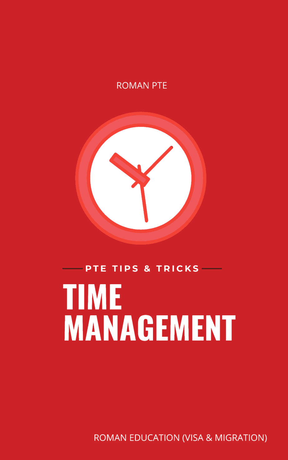 PTE time management