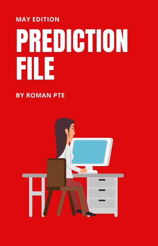 Prediction File May 20210
