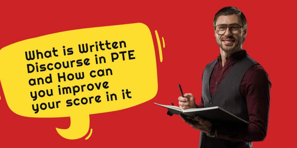 Written Discourse in PTE