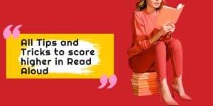 Read Aloud in PTE